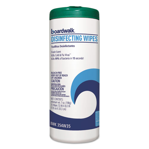 Boardwalk® Disinfecting Wipes